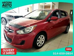 2014 Hyundai Accent GL 5PTS * AUTO * BLUETOOTH * SIEGES CHAUFFAN