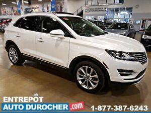 2016 Lincoln MKC Select AWD Automatique - NAVIGATION - TOIT OUVR