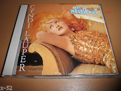 CYNDI LAUPER best REMIXES cd SHE BOP girls just want to have fun GOONIES money