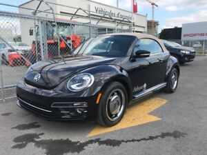 2018 Volkswagen Beetle Convertible Demo Coast 2.0T automatique D
