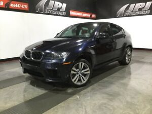 BMW X6 M Package RARE-INTERIEUR ROUGE-GPS-TOIT