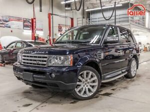 2007 Land Rover Range Rover Sport SUPERCHARGED **83,000KM// CUIR