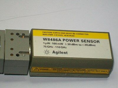 Agilent Hewlett Packard Hp W8486a 75 - 110 Ghz Power Sensor -30 20 Dbm