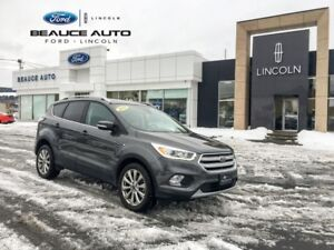 2018 Ford Escape Titanium / cuir / toit / ecoboost
