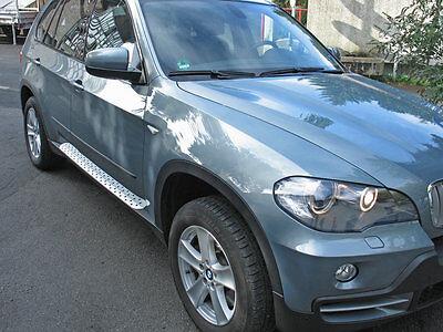 BMW X5 Typ E70/X70 Alu Trittbretter Medes Point