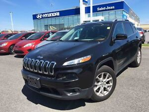 2014 Jeep Cherokee North 4X4 GPS+CAMERA DE RECUL+ TOWING PACKAGE