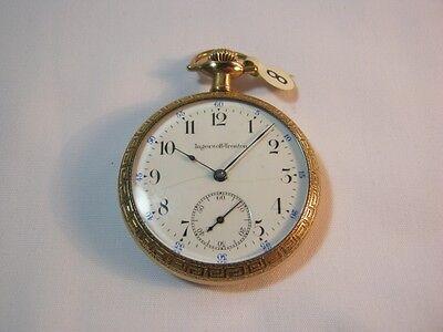 Ingersoll Trenton Antique Pocket Watch