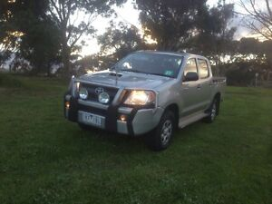 2008 Toyota hilux turbo diesel 180,000km Meadow Heights Hume Area Preview
