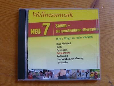 CD Wellness Herz-Kreislauf Kraft Gymnastik ENTSPANNUNG Ernährung Motivation