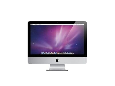 "Apple iMac 20"" 2009 MC015LL/A A1224 C2D 2.0GHz 4GB RAM 160GB HD OS 10.11"