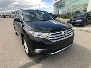 2012 Toyota Highlander BASE AWD