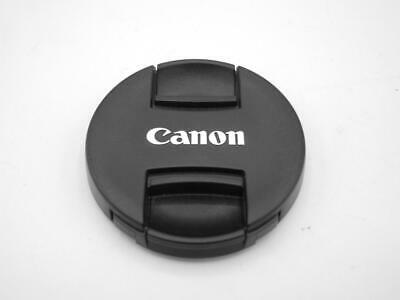 New Genuine Canon E-58II 58mm Center-Pinch Front Lens Cap