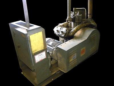 Ingersoll Rand 400bkm 40 Hp Compressor 100 Psi 870 Rpm Type 40
