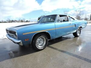 1970 Plymouth Road Runner 383. 4 speed. Financing/shipping/stora
