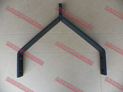 A-Frame Hitch Fits 5 & 6' International Cutters, Hawkline and Others