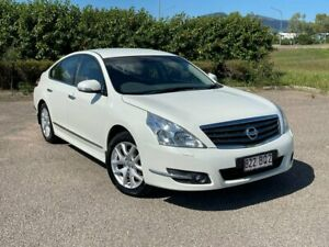 2010 Nissan Maxima J32 350 X-tronic ST-S White 6 Speed Constant Variable Sedan Garbutt Townsville City Preview