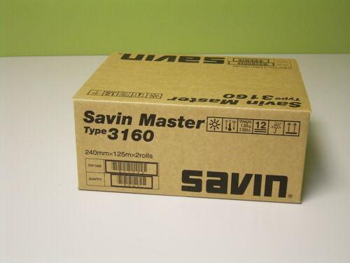 Savin Master Type 3160 EDP: 817569 Product Code: 9893