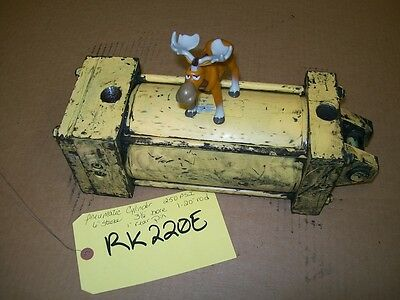 Pneumatic Air Cylinder 6 Stroke 3-12 Bore 250 Psi