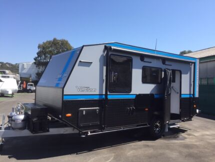 2015 Van Cruiser Interceptor Full Ensuite OFF ROAD Caravan Brookvale Manly Area Preview