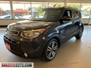 2015 Kia Soul SX -LEATHER -BACKUP CAM -HEATED SEATS