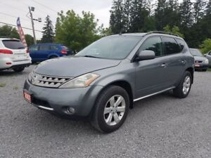 2007 Nissan Murano SL BACK UP CAMERA AWD