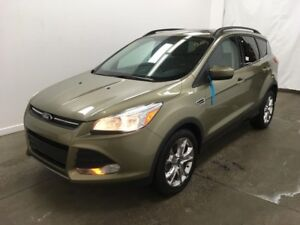 2014 Ford Escape SE-LEATHER-PANORAMIC-ROOF-NAV-CAMERA-LOADED