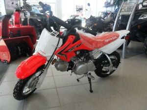 2018 Honda CRF50F $17.14 WEEKLY! MAKE YOUR KIDS DREAMS COME TRUE