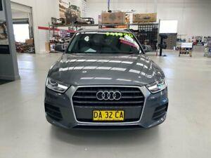 2018 Audi Q3 8U MY18 TFSI S Tronic Grey 6 Speed Sports Automatic Dual Clutch Wagon Taminda Tamworth City Preview