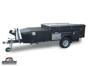 Platinum Chariot S2 Double Fold Camper Molendinar Gold Coast City Preview