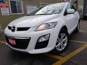 2012 Mazda CX-7 GS-AWD-NICE KM FOR YEAR-CLEAN