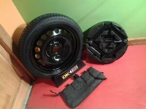 2011-2015 CHEVY CRUZE COMPACT SPARE TIRE WITH JACK KIT