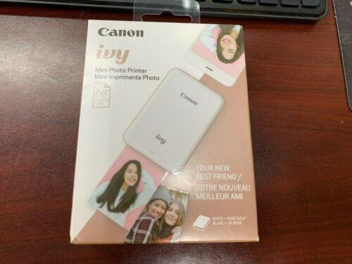 Canon Ivy Mini Mobile Photo Printer - Rose Gold BRAND NEW, SEALED