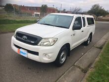 2007 Toyota Hilux Ute, 3 yr warranty, REGO, RWC, great for work Dandenong Greater Dandenong Preview