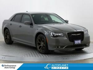 2018 Chrysler 300 S, Alloy Edition, Navi, Pano Roof, Leather!