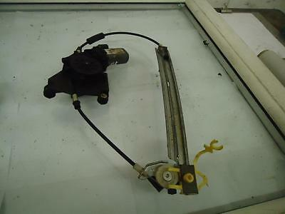 SALOON 1997-2005 ALFA ROMEO 156 PASSENGER FRONT WINDOW MOTOR REGULATOR 60672278