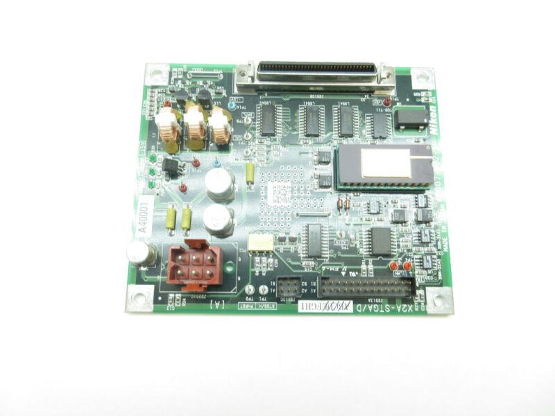 Nikon X2A-STGA/D 4S007-902-1 Circuit Board