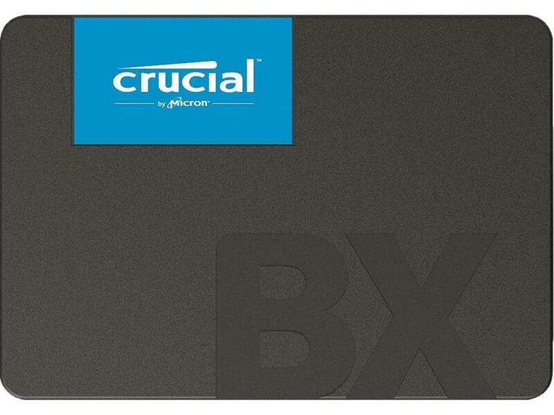 "Crucial BX500 2.5"" 1TB SATA III 3D NAND Internal Solid State Drive (SSD) CT1000B"