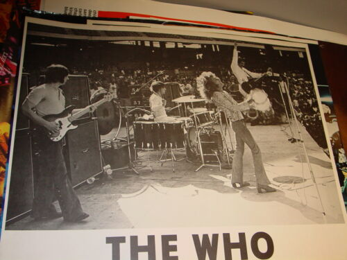 THE WHO 1960