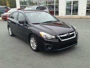 2014 Subaru Impreza AWD, heated seats Auto.