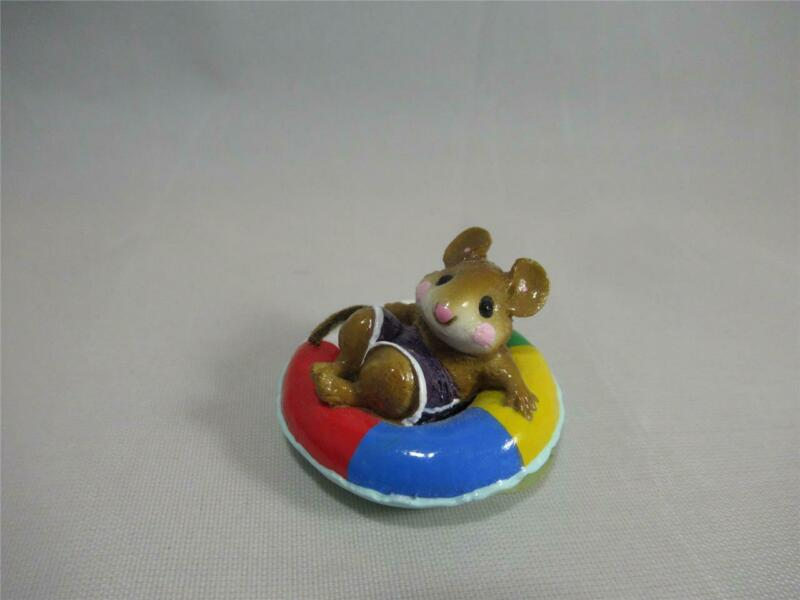 Wee Forest Folk Fun Float Multi Color - Retired and Super Cute!