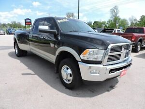 2011 Ram 3500 Laramie. Diesel. 4X4. Leather. Navigation. Loaded
