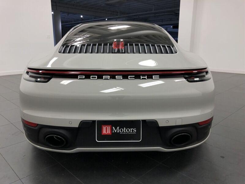 Image 7 Coche Americano usado Porsche 911 2020