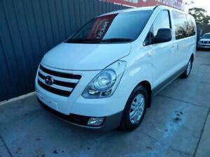 2016 Hyundai iMAX TQ3-W Series II MY16 White 6 Speed Manual Wagon Blair Athol Port Adelaide Area Preview