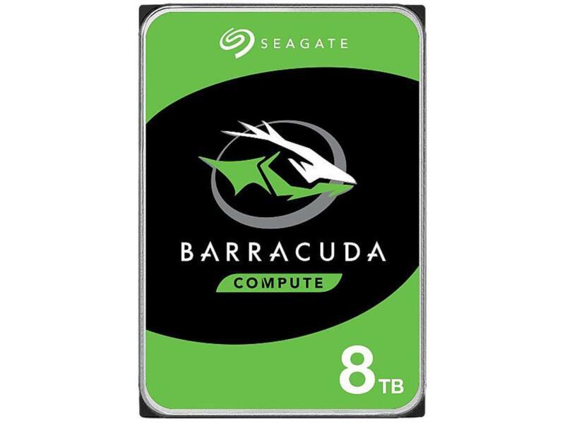 Seagate Internal Hard Drive ST8000DM004 8TB 5400 RPM 256MB Cache - OEM