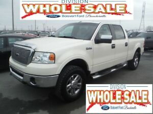 2007 Ford F-150 LARIAT CUIR ET TOIT