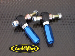 Nissan-Skyline-Adjustable-Tie-Rod-Ends-14mm-Pillow-Ball-DRIFT