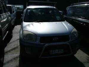 2000 Toyota RAV4 Wagon Coburg North Moreland Area Preview