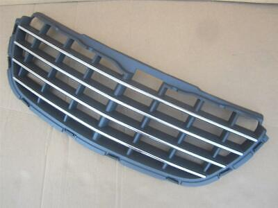 OEM 2004 2005 2006 Chrysler Pacifica Charcoal Chrome Front Grille Grill 04 05 (Chrome Charcoal Grill)