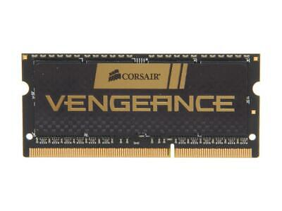 - CORSAIR Vengeance 8GB 204-Pin DDR3 SO-DIMM DDR3 1600 (PC3 12800) Laptop Memory M