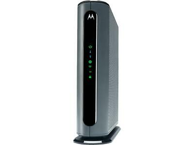 MOTOROLA MG7700 24X8 Cable Modem Plus AC1900 Dual Band WiFi